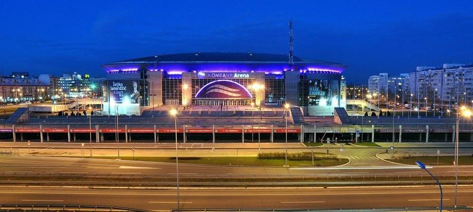 Belgrade Kombank Arena