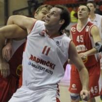 Mijatovic in BC Kumanovo 2009